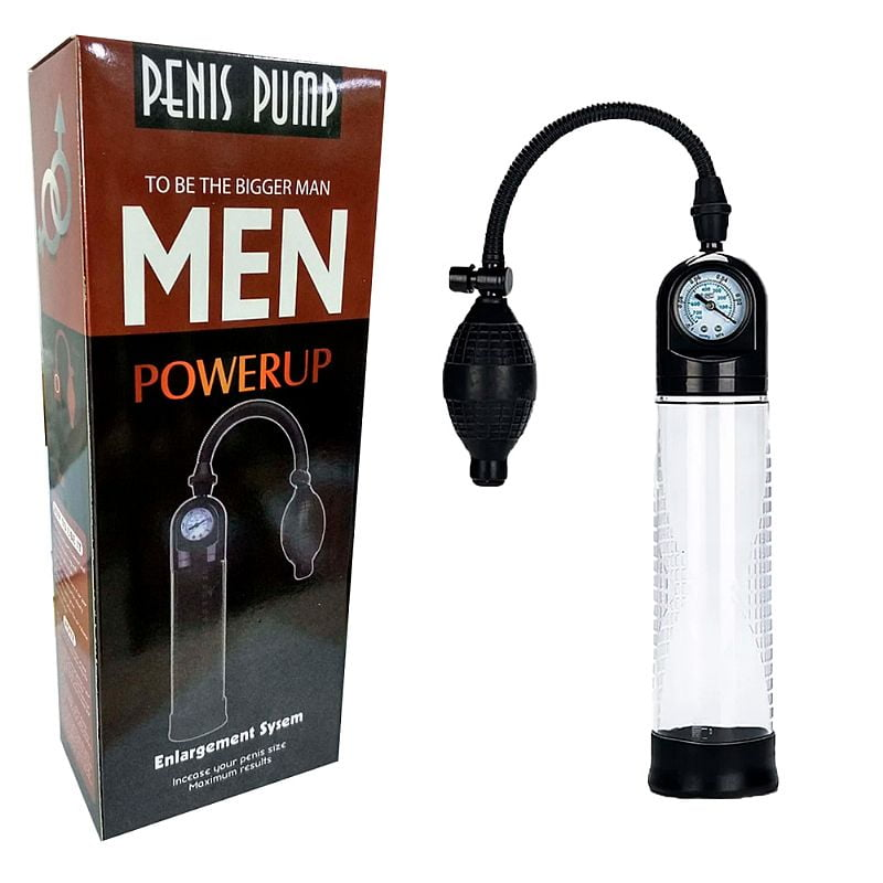 Bomba Manual Peniana - Men Powerup - Penis Pump