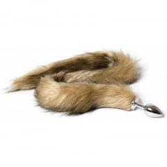 Plug Anal Rabo de Raposa 81 cm - cauda grande