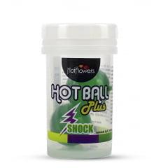 Hot Ball Plus Funcional Shock - c/ 2 Unidades