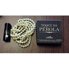 TOQUE DA PEROLA - Massagem sensual com colar de Pérolas