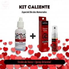 Kit Caliente Dia Dos Namorados