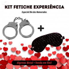 Kit Fetiche Expêriencia Dia dos Namorados