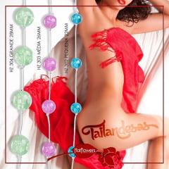 BOLINHA TAILANDESA - GRANDE 28MM